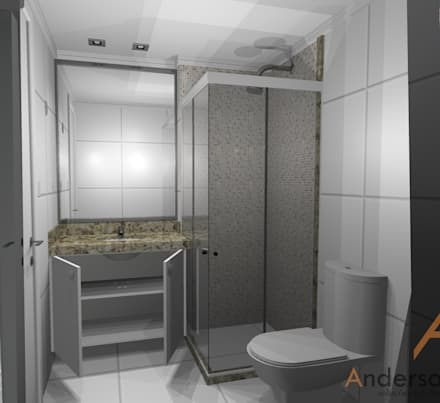 Kamar Mandi by Anderson Roberto  - Soluções Inteligentes para Ambientes