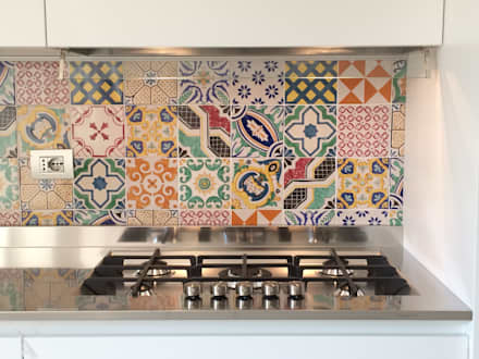 Realizzazioni: Cucina in stile in stile Moderno di Adami|Zeni Ingegneria e Architettura