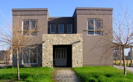 Entrada:  Windows  by Radrizzani Rioja Arquitectos