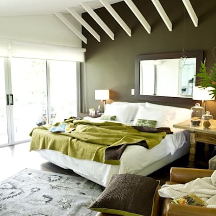 : Habitaciones de estilo moderno por solrodriguez75