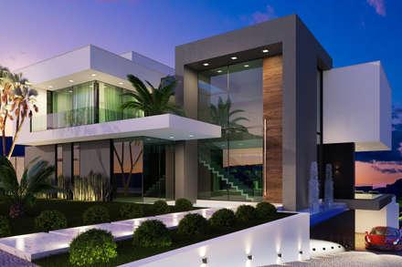 Projeto: Casas modernas por Gramaglia Arquitetura