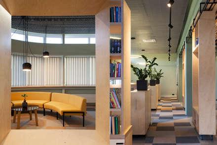 M.K. INTERNATIONAL OFFICE : Офисные помещения в . Автор – Heut Architects