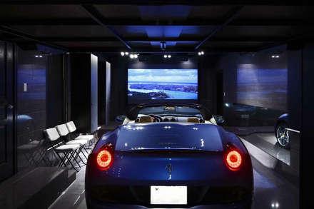 YO house | SANKAIDO: SANKAIDO | 株式会社 参會堂が手掛けたガレージです。