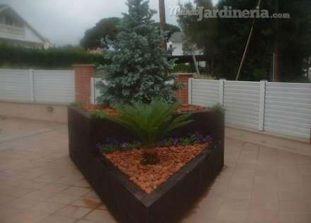Trabajos de jardineria: Jardines de invierno de estilo clásico de jardineria oria