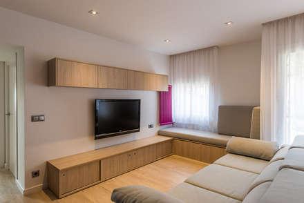 Zona de estar | Standal: Salones de estilo moderno de Standal