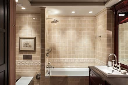 classic Bathroom by Petr Kozeykin Designs LLC, 'PS Pierreswatch'