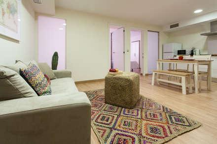 Apartamento Étnico: Hoteles de estilo  de Inuk Home Studio