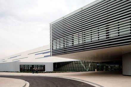 مستشفيات تنفيذ Eduardo Irago Fotografia