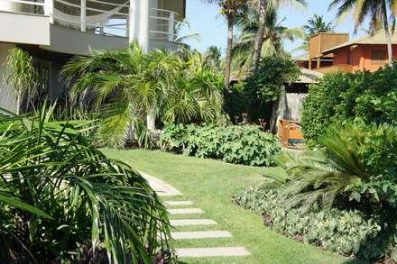 Jardines de estilo topical por Proflora