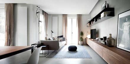 غرفة المعيشة تنفيذ StudioCR34