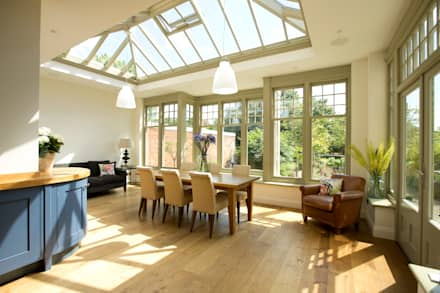 Conservatory & greenhouse design ideas and pictures | homify