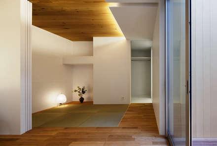 ห้องนอน by アトリエ スピノザ
