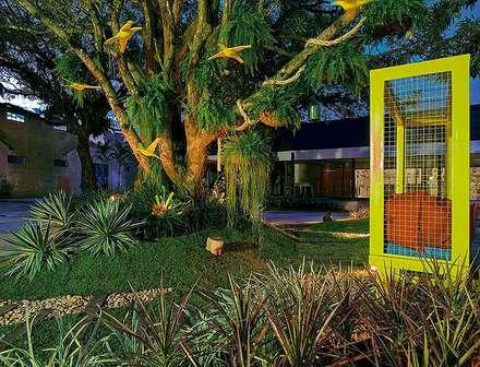 صالات عرض تنفيذ Marcos Assmar Arquitetura | Paisagismo