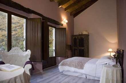 AIRA DA PETADA: Hoteles de estilo  de roomy showroom