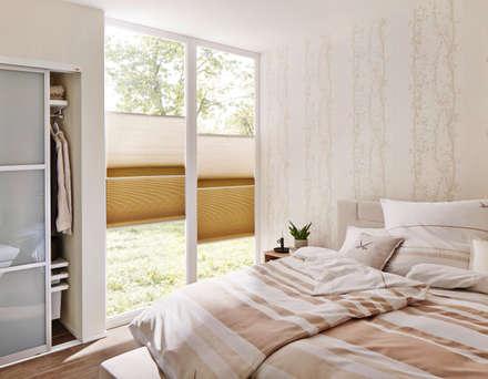 Skandinavische schlafzimmer einrichtungsideen und bilder - Skandinavische fenster ...