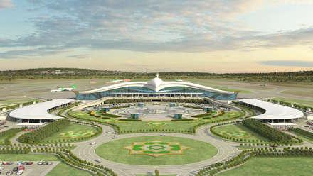 مطار تنفيذ Tekeli-Sisa Mimarlık Ortaklığı