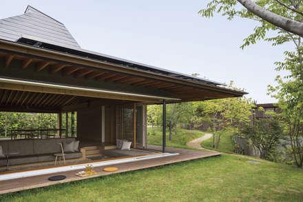 K様邸: WA-SO design    -有限会社 和想-が手掛けた庭です。
