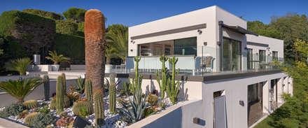 Super Cannes: tropical Garden by TLA Studio