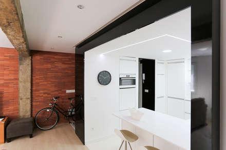 foto de la cocina cocinas de estilo moderno de auno