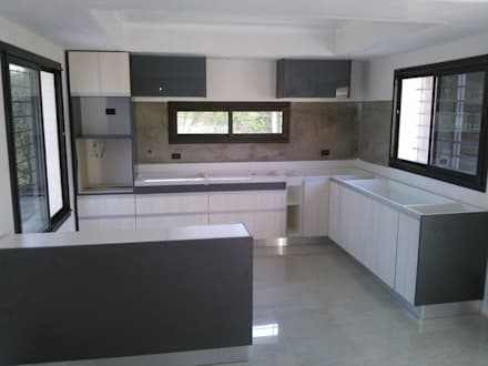 Muebles de Cocina: Cocinas de estilo moderno por Sql Amoblamientos de Cocina