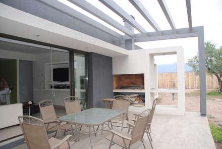 حديقة تنفيذ Bonomo&Crespo Arquitectura