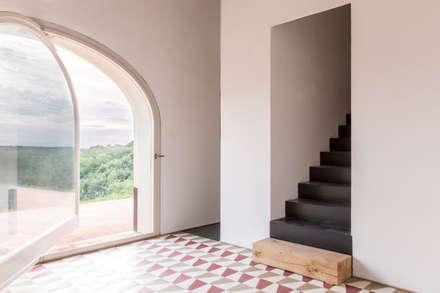 Borgo Merlassino & Mosaic del Sur cement tiles:  Hotels by Mosaic del Sur UK