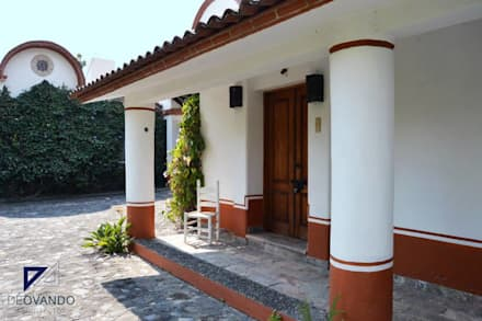 房子 by De Ovando Arquitectos