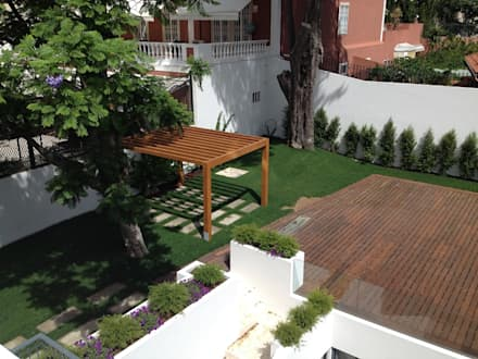Vườn by Belgas Constrói Lda
