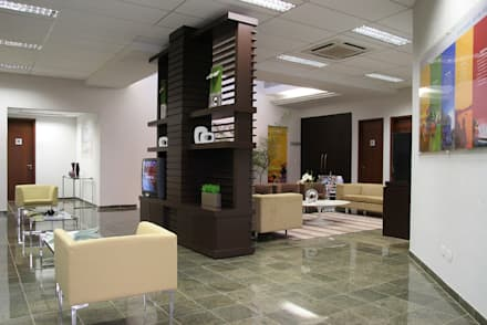 ศูนย์จัดงาน by LUIZE ANDREAZZA BUSSI INTERIORES+ CORPORATIVO