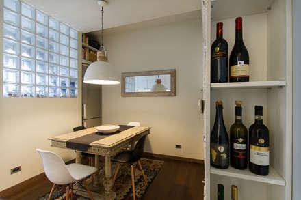 Appartamento modern country: Cucina in stile in stile Moderno di Fabio Carria