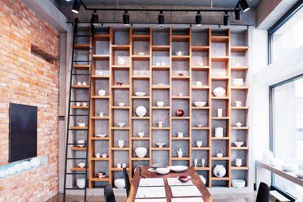 MOONDOBANG STUDIO : 문도방의  전시장