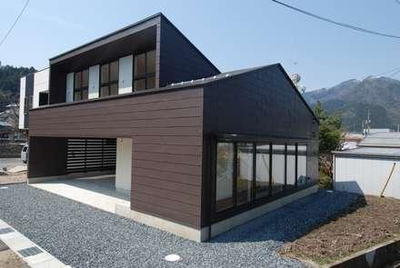 case-C/T: 株式会社PLUS CASAが手掛けた家です。