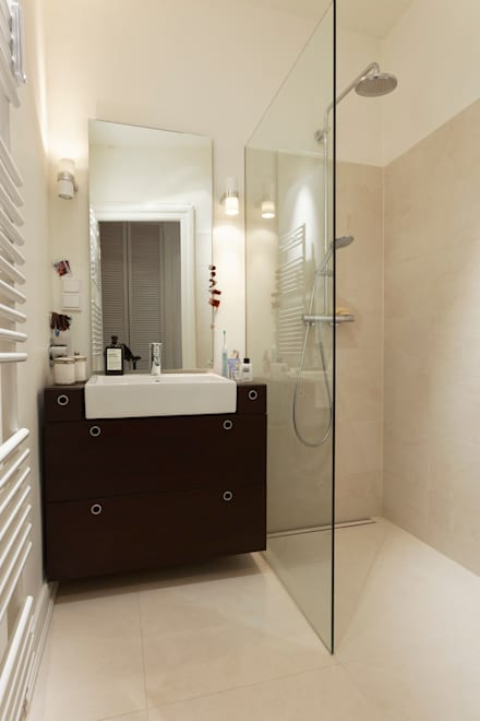 Badezimmer: Moderne Badezimmer Von Plan W GmbH | Werkstatt Für Räume