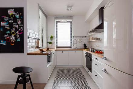 Portfolio: styl , w kategorii Kuchnia zaprojektowany przez Loft Factory