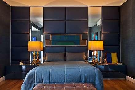 Apartamento São Sebastião: Quartos modernos por Artica by CSS