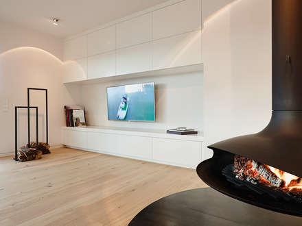 ideen & inspiration für moderne wohnzimmer | homify - Innenarchitektur Design Modern Wohnzimmer