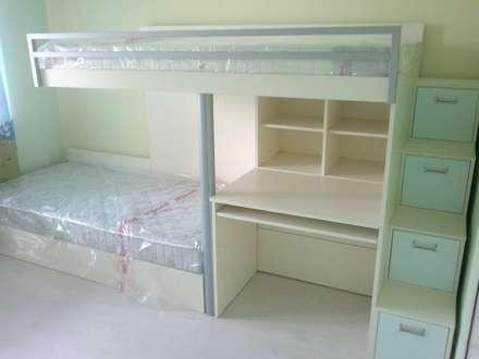 classic Nursery/kid's room by Departamento de Diseño