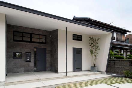 Chigusa Atelier-house: Sakurayama-Architect-Designが手掛けた家です。