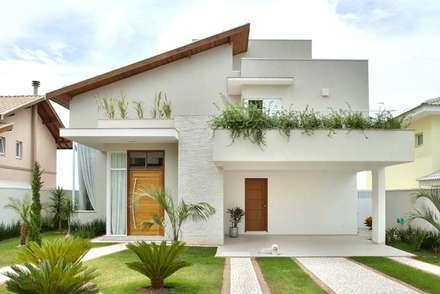 Habitat arquitetura의  주택
