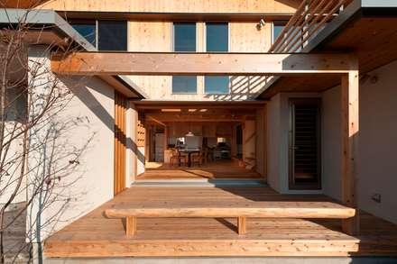 Patios & Decks by AMI ENVIRONMENT DESIGN/アミ環境デザイン