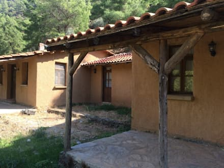 Eco House Turkey Saman - Kerpic Ev – Saman - Kerpic Ev: modern tarz Evler