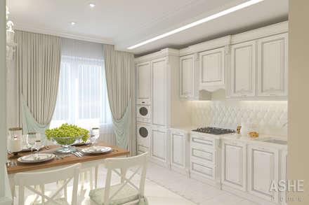 Кухня: Кухни в . Автор – Студия авторского дизайна ASHE Home