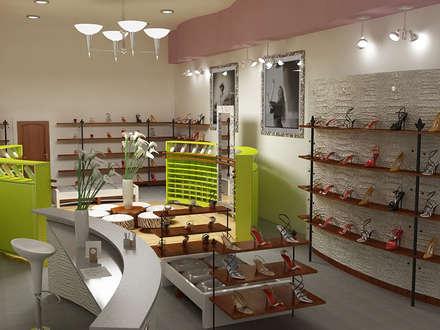 2: Торговые центры в . Автор – Первое Дизайн-Бюро