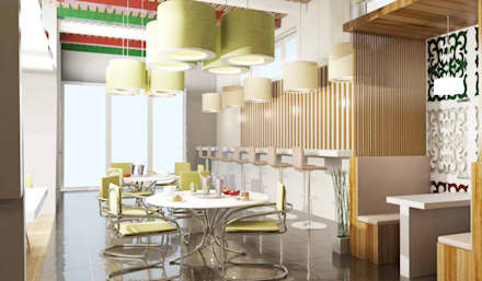 Первое Дизайн-Бюро의  바 & 카페