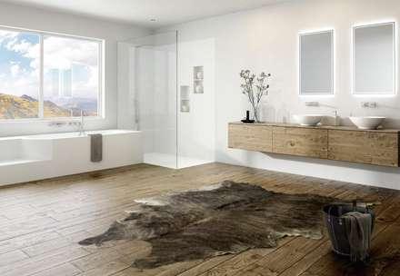 Badezimmer Ideen, Design und Bilder | homify | {Moderne badezimmer ideen 63}