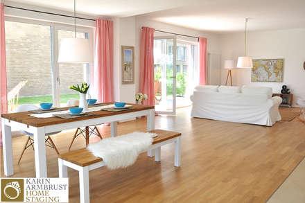 Essen: klassische Esszimmer von Karin Armbrust - Home Staging