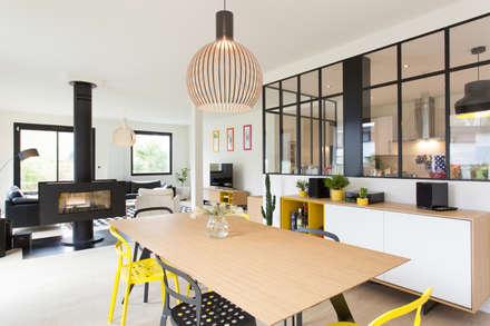 PROJET CBB: Salle à manger de style de style Industriel par 19 DEGRES