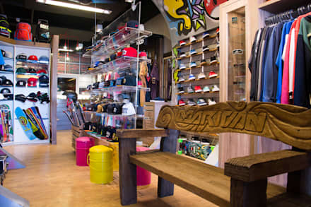Văn phòng & cửa hàng by Arquitetura Combinada