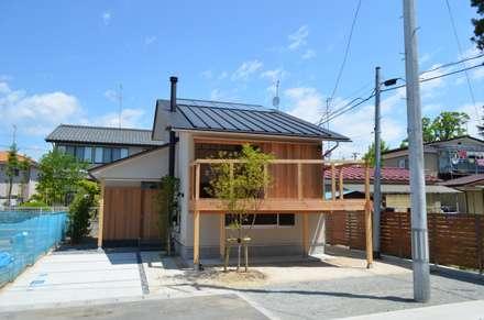 あつみづのいえ: 清建築設計室/SEI ARCHITECTが手掛けた家です。