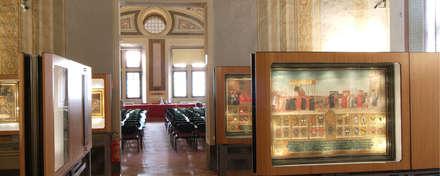 Archivio di Stato - Siena: Musei in stile  di 00xDesign